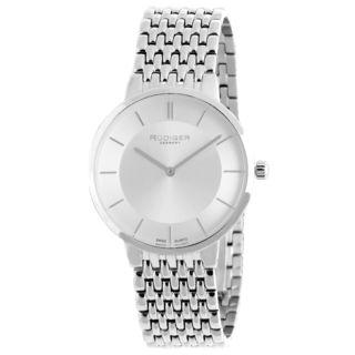 Rudiger Mens Kassel Stainless steel Silver Watch