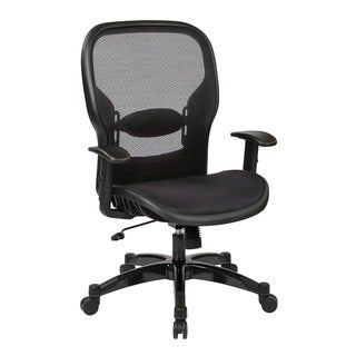 Breathable Mesh Seat and Back Chair