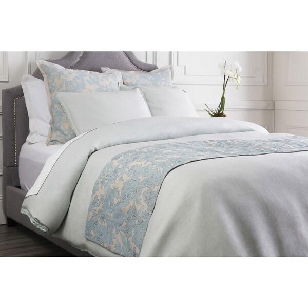 Shelia Floral Linen/ Cotton Bed Runner