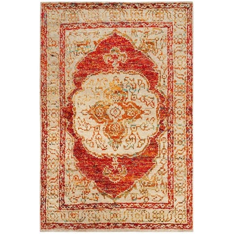 Safavieh Hand-knotted Tangier Bombonica Modern Wool Rug