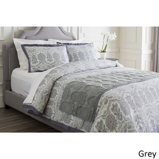 Allman Solid Color Cotton Bed Runner
