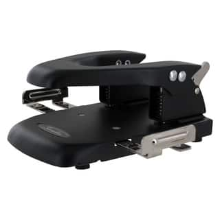 Swingline 22-Sheet Automatic Centering Black 2-Hole Steel Punch|https://ak1.ostkcdn.com/images/products/11723833/P18643630.jpg?impolicy=medium