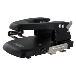 Swingline 22-Sheet Automatic Centering Black 2-Hole Steel Punch (2 options available)