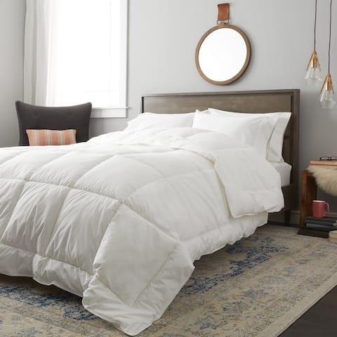 Porch & Den Shoreview Hypoallergenic Down Alternative Hotel-style Comforter