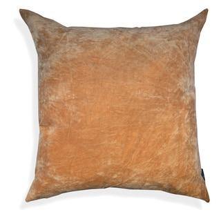 Nessa 20 x 20-inch Beige Solid Throw Pillow