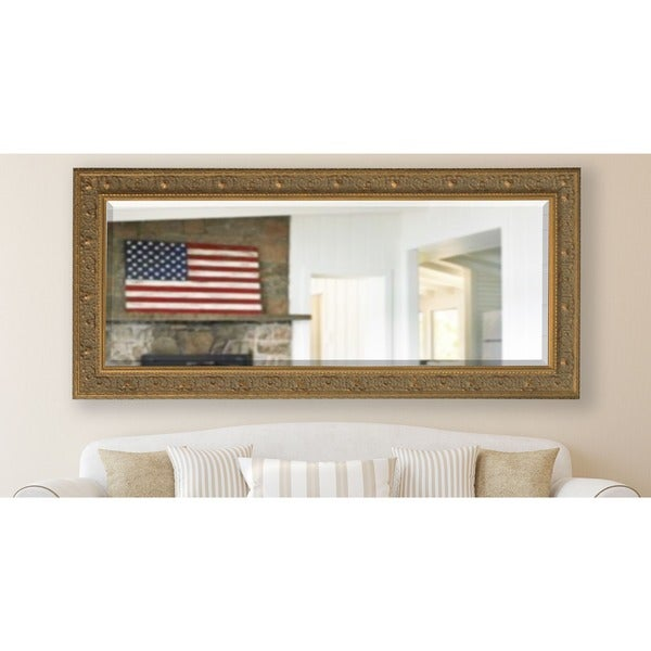 Shop American Made Rayne 325 X 73 Inch Opulent Gold Extra Tall Wall