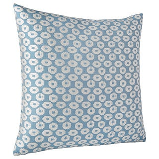 Loom and Mill 22x22 Bold Circles Decorative Pillow