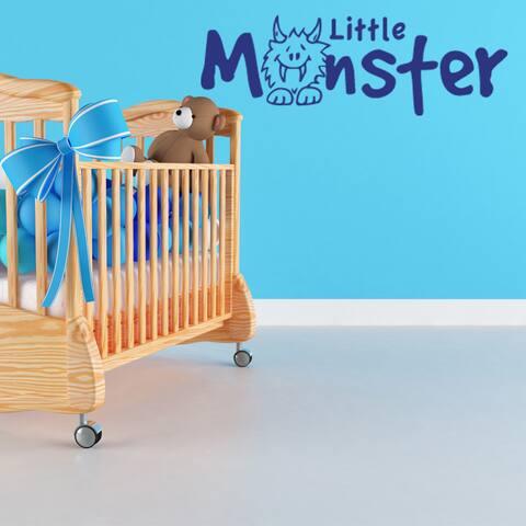 Little Monster Wall Decal Vinyl Art Home Decor