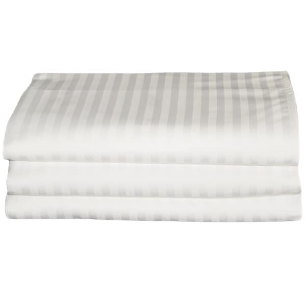 Chelsea Collection 250 Thread Count Woven Stripe Sheets or Pillow Case Set