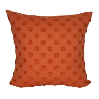 Loom and Mill 22x22 Polka-dot Decorative Pillow