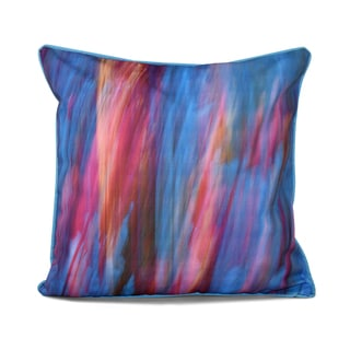 By A Thread Inside Out Designs Print 20 x 20-inch Pillow