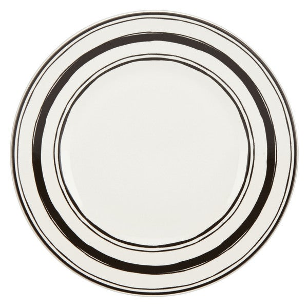 Lenox Around the Table Stripe Accent Plate