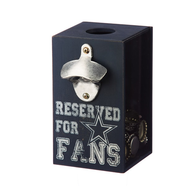 Bottle Opener Cap Caddy, Dallas Cowboys