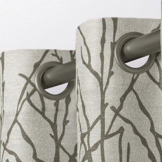 ATI Home Branches Grommet Top Curtain Panel Pair|https://ak1.ostkcdn.com/images/products/11724396/P18644117.jpg?impolicy=medium