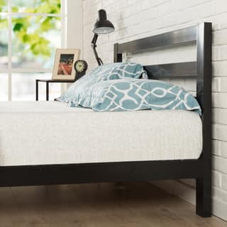 Priage 2000H Black Steel Full-size Platform Bed|https://ak1.ostkcdn.com/images/products/11724632/P18644444.jpg?impolicy=medium