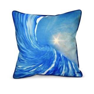 The Great Outdoors Inside Out Designs Print 20 x 20-inch Pillow