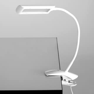 Safco Mini Vamp LED Clamp-On Desk Lamp