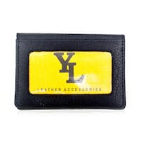 Faddism YL Series Black Sub Compact Bifold Money Clip