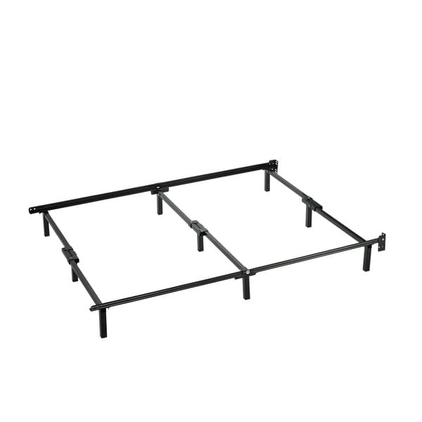 Adjustable Full Queen Bed Frame : Priage compack adjustable bed frame twin full queen free
