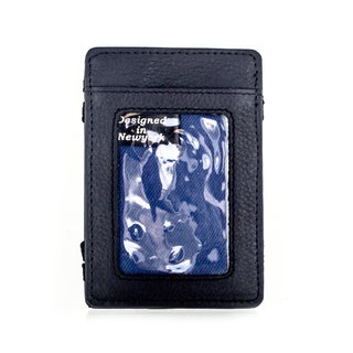 Faddism YL Series Magic Black Sub Compact Bifold Money Clip