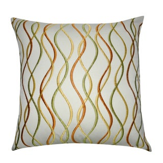 Loom and Mill 20 x 20-inch Branch Decorative Throw Pillow