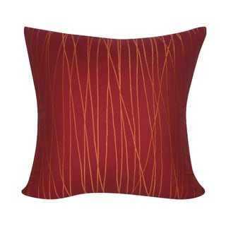 Loom and Mill 21 x 21-inch Branch Decorative Pillow