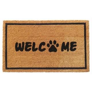 """""""Welcome"""" Coir Door Mat"""