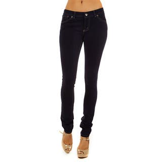Denim French Terry Junior's Skinny Fit Pull-on Jegging Pants|https://ak1.ostkcdn.com/images/products/11725102/P18644783.jpg?impolicy=medium