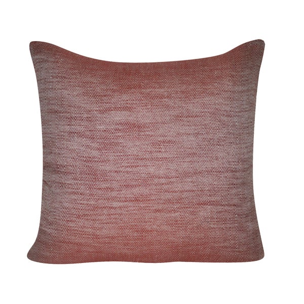 Shop Loom And Mill 40 X 40inch Herringbone Decorative Pillow Free Magnificent Loom And Mill Decorative Pillows