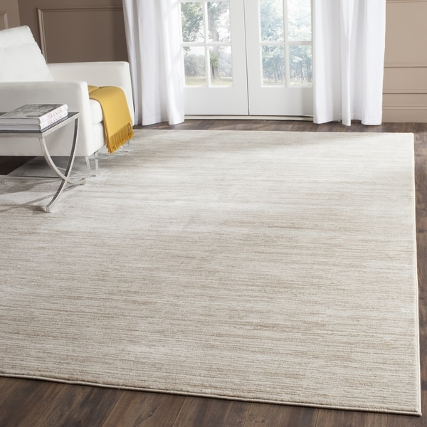 Safavieh Vision Contemporary Tonal Cream Area Rug 6 X 9