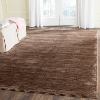 Safavieh Vision Contemporary Tonal Brown Area Rug (6' x 9')