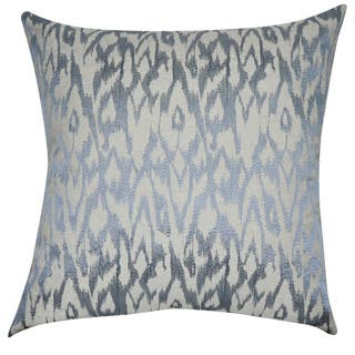 Loom and Mill 21 x 21-inch Ikat Decorative Throw Pillow|https://ak1.ostkcdn.com/images/products/11725163/P18644800.jpg?impolicy=medium
