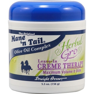 Mane 'n Tail Herbal Gro Leave-In 5.5-ounce Creme Therapy