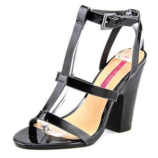 C Label Women's 'Cheri-1' Patent Sandals