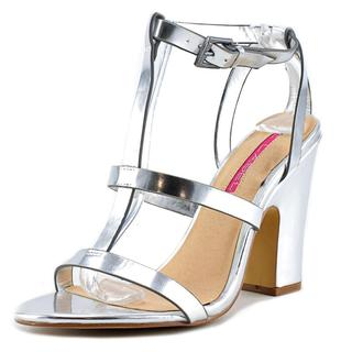 C Label Women's 'Cheri-1' Faux Leather Sandals