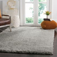 Safavieh Indie Shag Grey Polyester Rug - 6' 7 x 9' 2