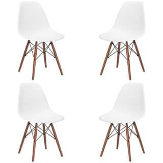 White Wood Kitchen Dining Room Chairs Online At Our Best Bar Furniture Deals