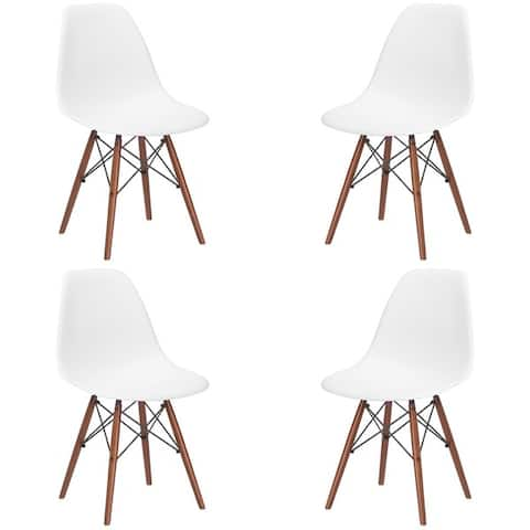 0a61747d567a Buy White Kitchen & Dining Room Chairs Online at Overstock | Our ...