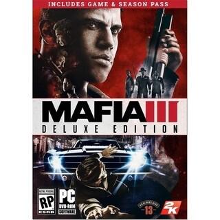 MAFIA III DELUXE EDITION (GAME & CODE FOR SEASON PASS) - PC