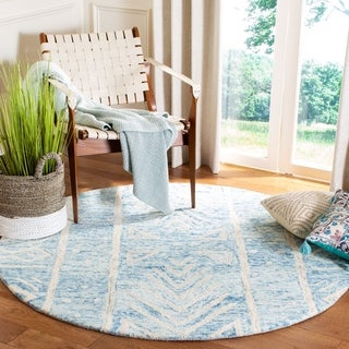 Safavieh Handmade Chatham Lulah Modern Wool Rug