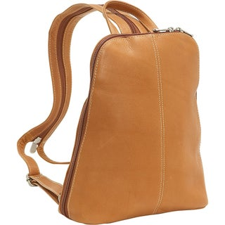 LeDonne Leather U-Zip Womans Sling/ Backpack