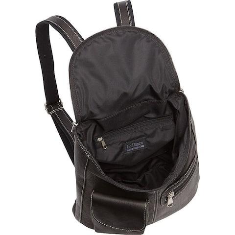 LeDonne Leather Lafayette Classic Backpack