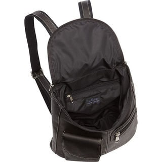 Link to LeDonne Leather Lafayette Classic Backpack Similar Items in Backpacks