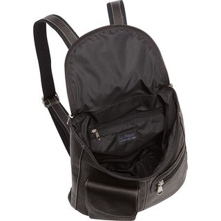 LeDonne Leather Lafayette Classic Backpack (3 options available)