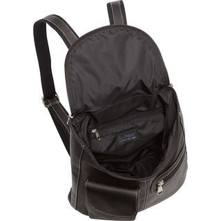 LeDonne Leather Lafayette Classic Backpack