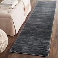 Safavieh Vision Contemporary Tonal Grey Runner Rug - 2' 2 x 12'
