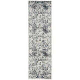 Safavieh Evoke Vintage Oriental Grey / Ivory Distressed Rug (2' 2 x 11')