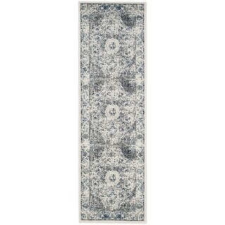 Safavieh Evoke Vintage Oriental Grey / Ivory Distressed Rug - 2'2 x 9'