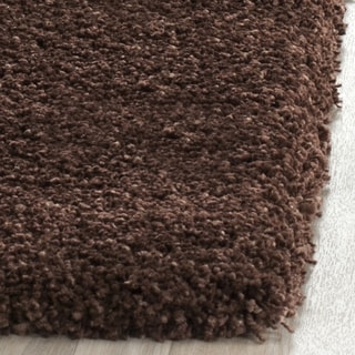 Safavieh Milan Shag Brown Rug (2' x 4')