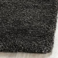 Safavieh Milan Shag Dark Grey Rug (2' x 4')